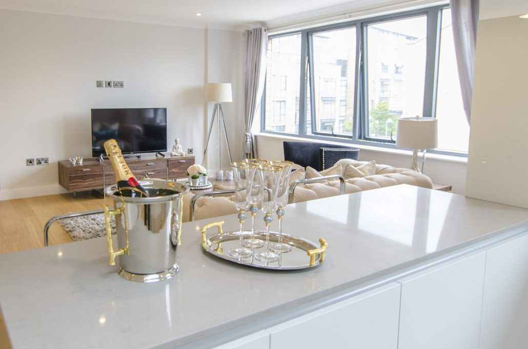 The House Photographer - Kitchen Shot - Property Photography